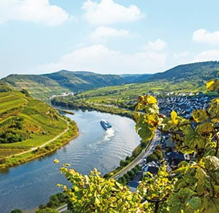Moselle Bend