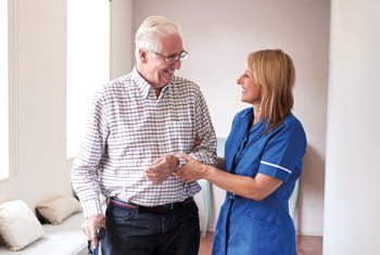 Saga Care at Home, a CQC regulated service