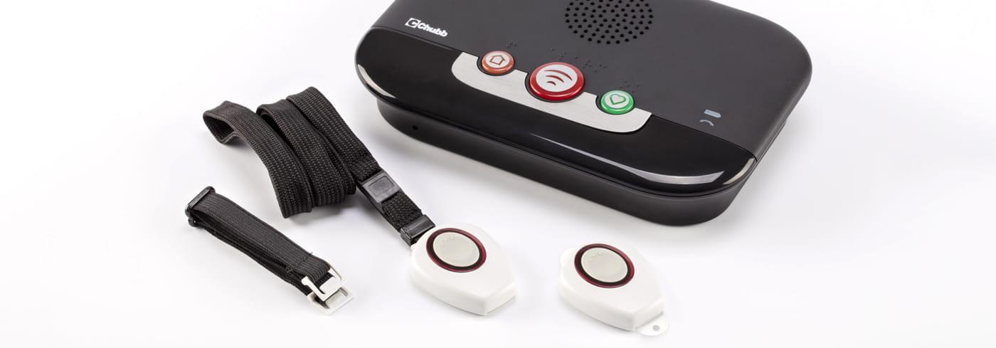 Sos alarm connected accessories saga healthcare sos personal alarm accessories aloadofball Images