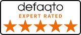 Saga Caravan Insurance Defaqto 5 Star Award