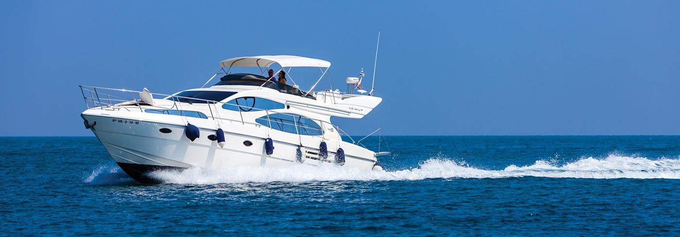 Small Craft Plan Over 50s Boat Insurance Saga