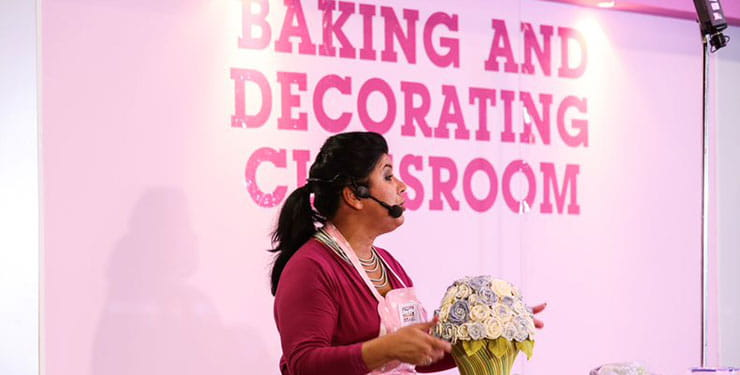 Cake and Bake Show 2019 free tickets