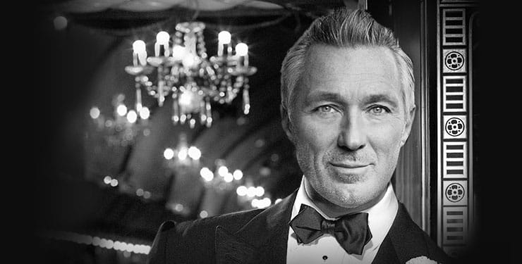 Martin Kemp in Chicago, London