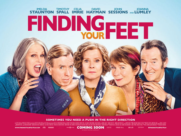 Finding My Feet poster
