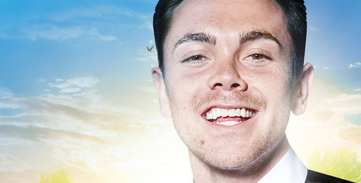 Summer Holiday with Ray Quinn