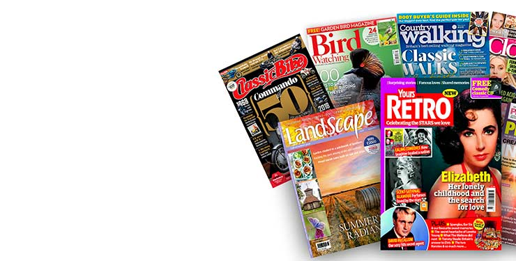 Selection of Great Magazines