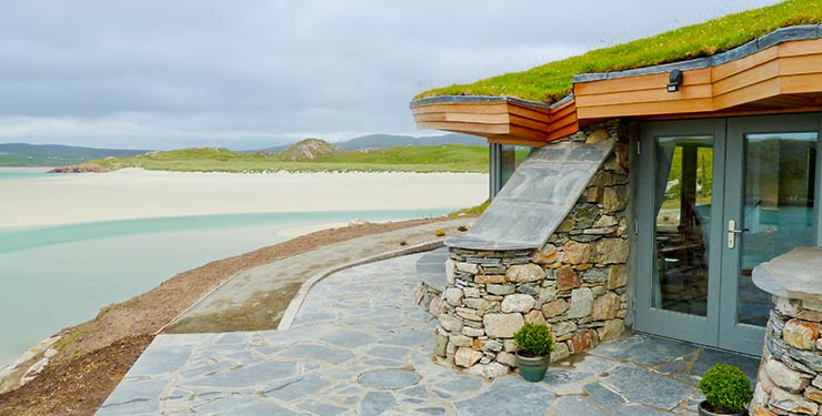 Cottage in Outer Hebrides