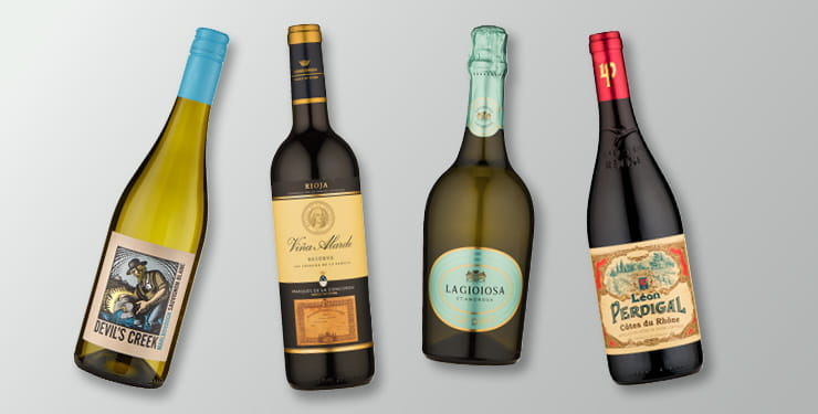 Free Majestic Van Delivery on 6 bottles or more - guaranteed christmas delivery on orders placed before 5pm thursday 13th december Latest Fizz Offers Get the best savings on our champagne and sparkling wines when you mix six bottles.
