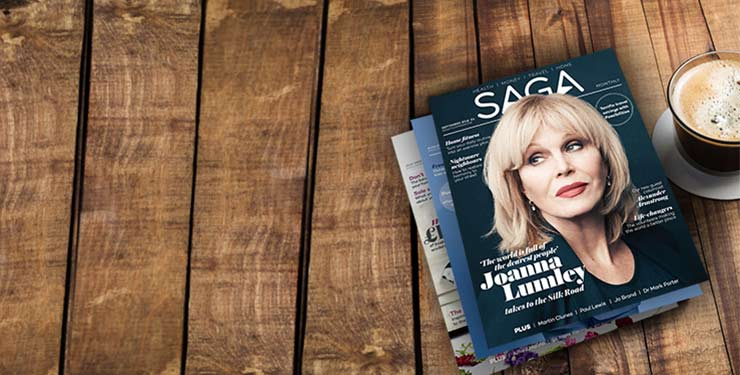 Saga Magazine subscription offer exclusively for Possibilities members.