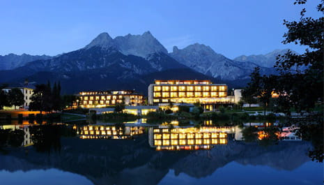 Ritzenhof Hotel and Spa, Austria
