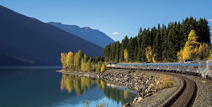 Great Canadian Train Journey