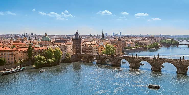 Prague and the Magic of Saxony