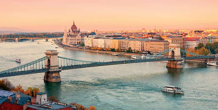 The Mighty Danube