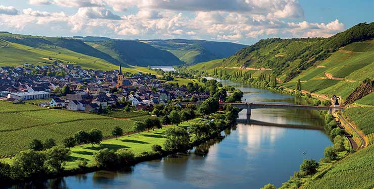 Castles of the Rhine and Moselle