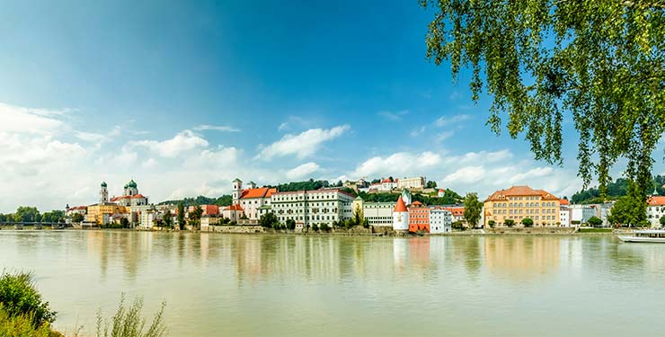 Classical Music Along the Danube