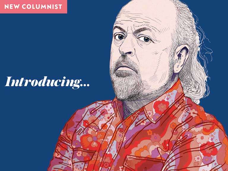 Bill Bailey: Saga Magazine columnist