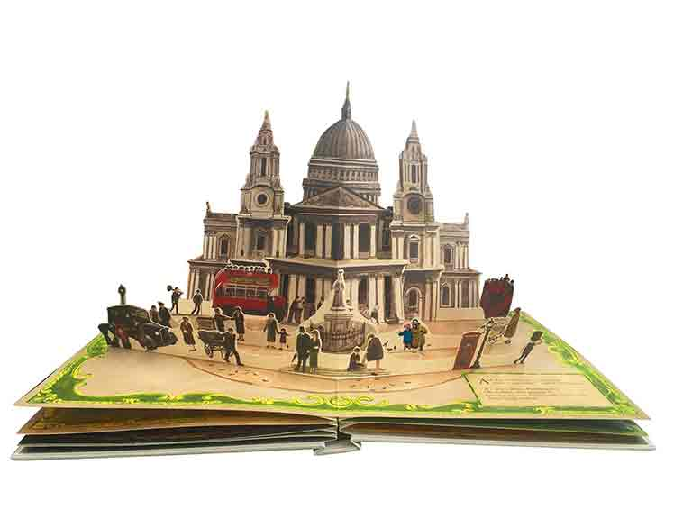 Paddington Pop-up book