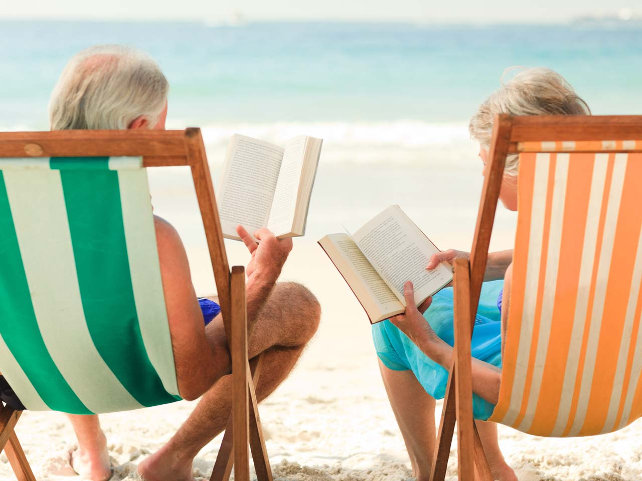 Deckchair perfection: our guide to the best summer holiday reads for 2015