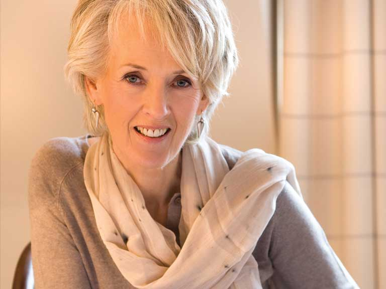 Portrait of Joanna Trollope