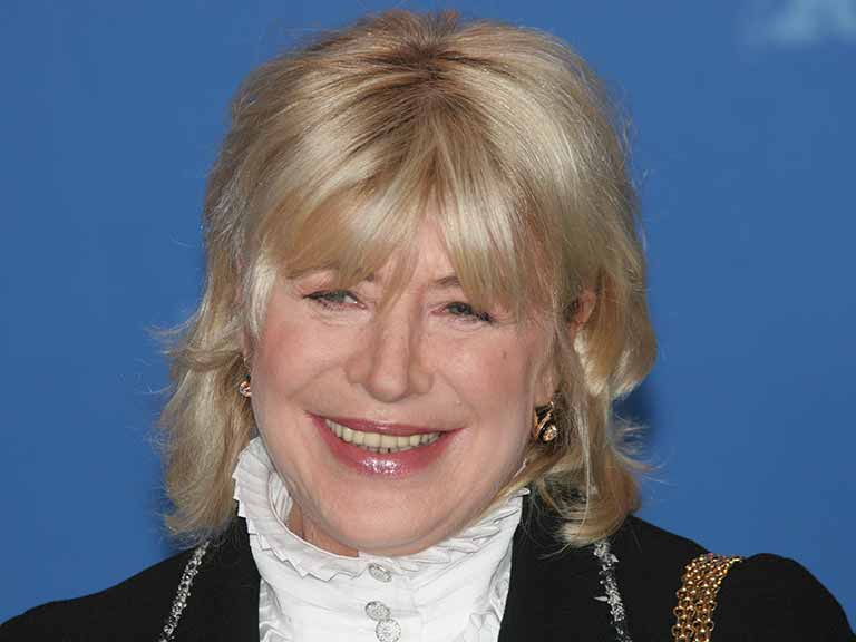 Marianne Faithfull at the Berlin Film Festival in 2007 © Denis Makarenko / Shutterstock, Inc.
