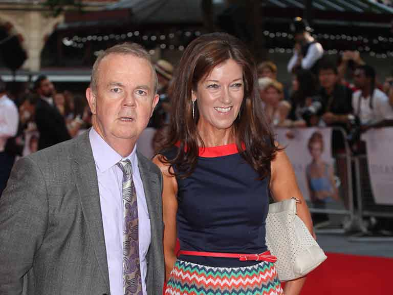Ian and Victoria Hislop (c) Featureflash Photo Agency / Shutterstock.com S