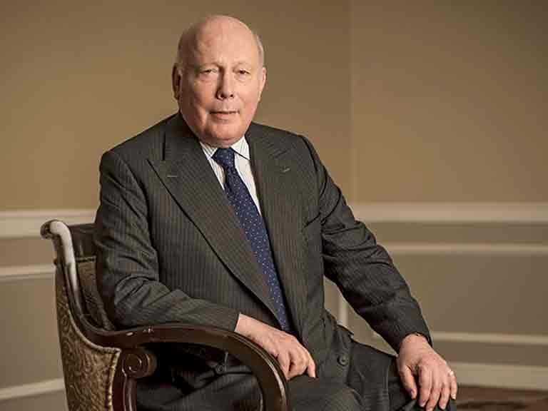 Julian Fellowes © Tom Keller