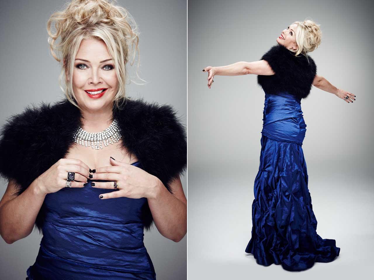 Christmas comeback: Kim Wilde - Saga
