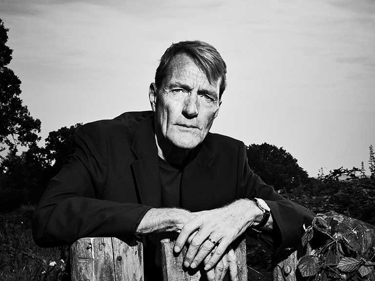 Lee Child © Dean Chalkley / Saga Magazine