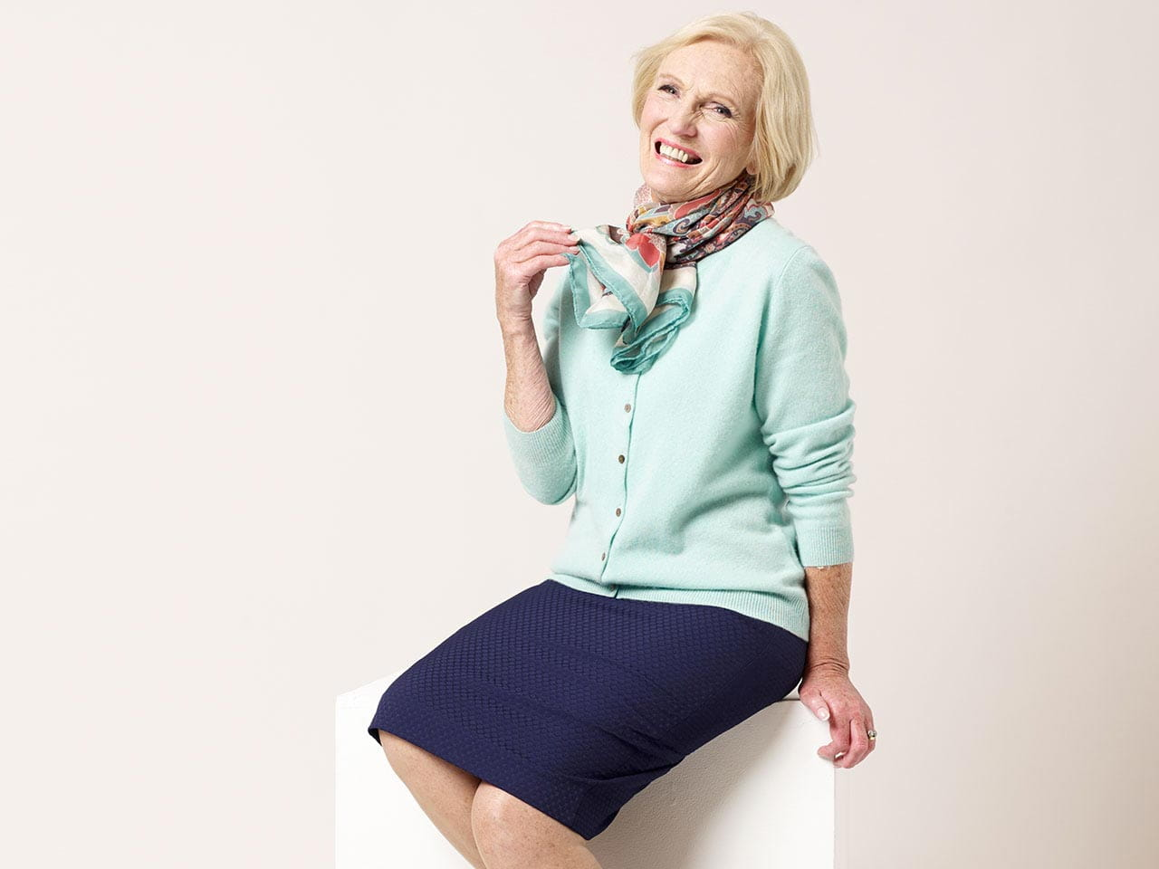 Mary berry reluctant style icon saga for Mary berry uk