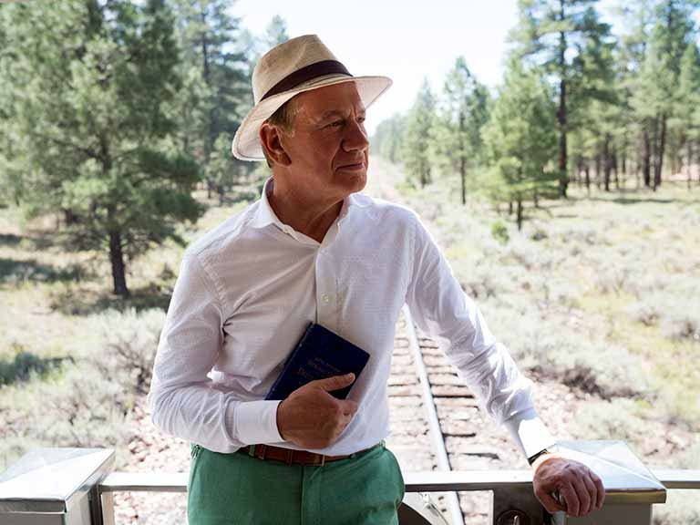 Michael Portillo's Great Americal Railroad Journeys