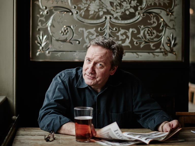 Neil Dudgeon © Paul Stuart / Saga Magazine