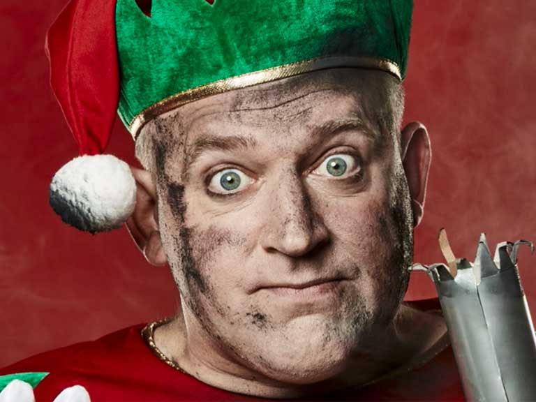 Tim Vine and his best Christmas Cracker jokes