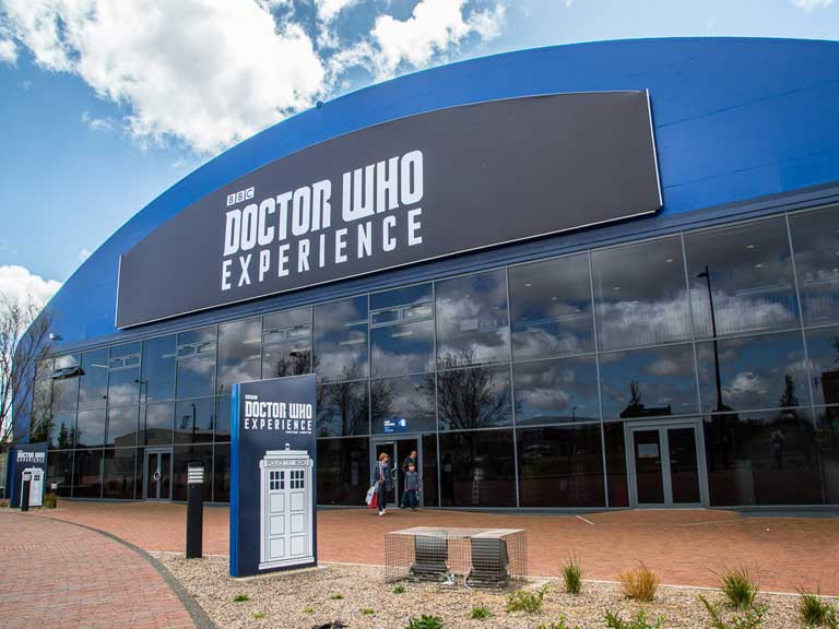 The Doctor Who Experience, Cardiff