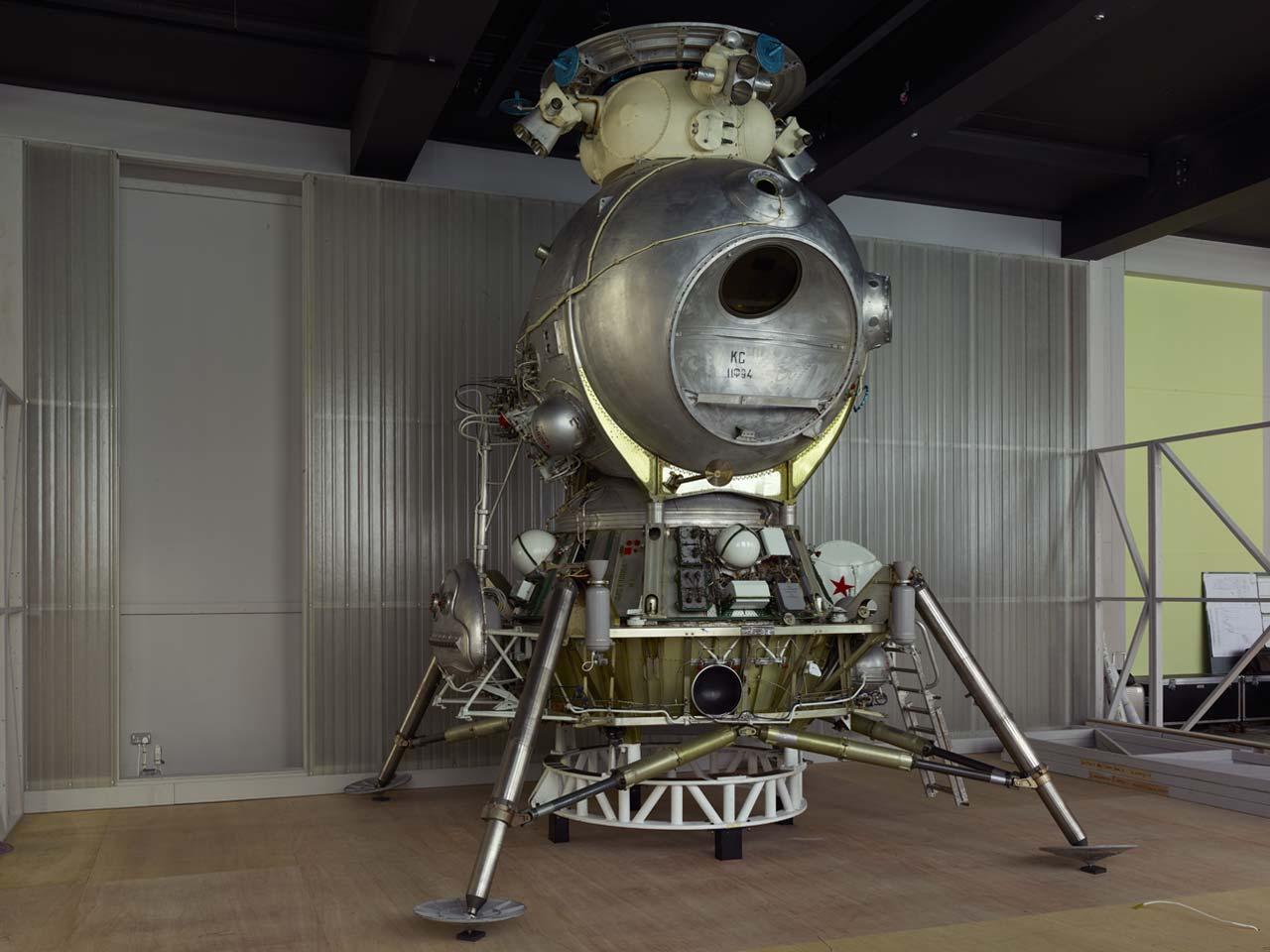 lunar landing spacecraft - photo #22