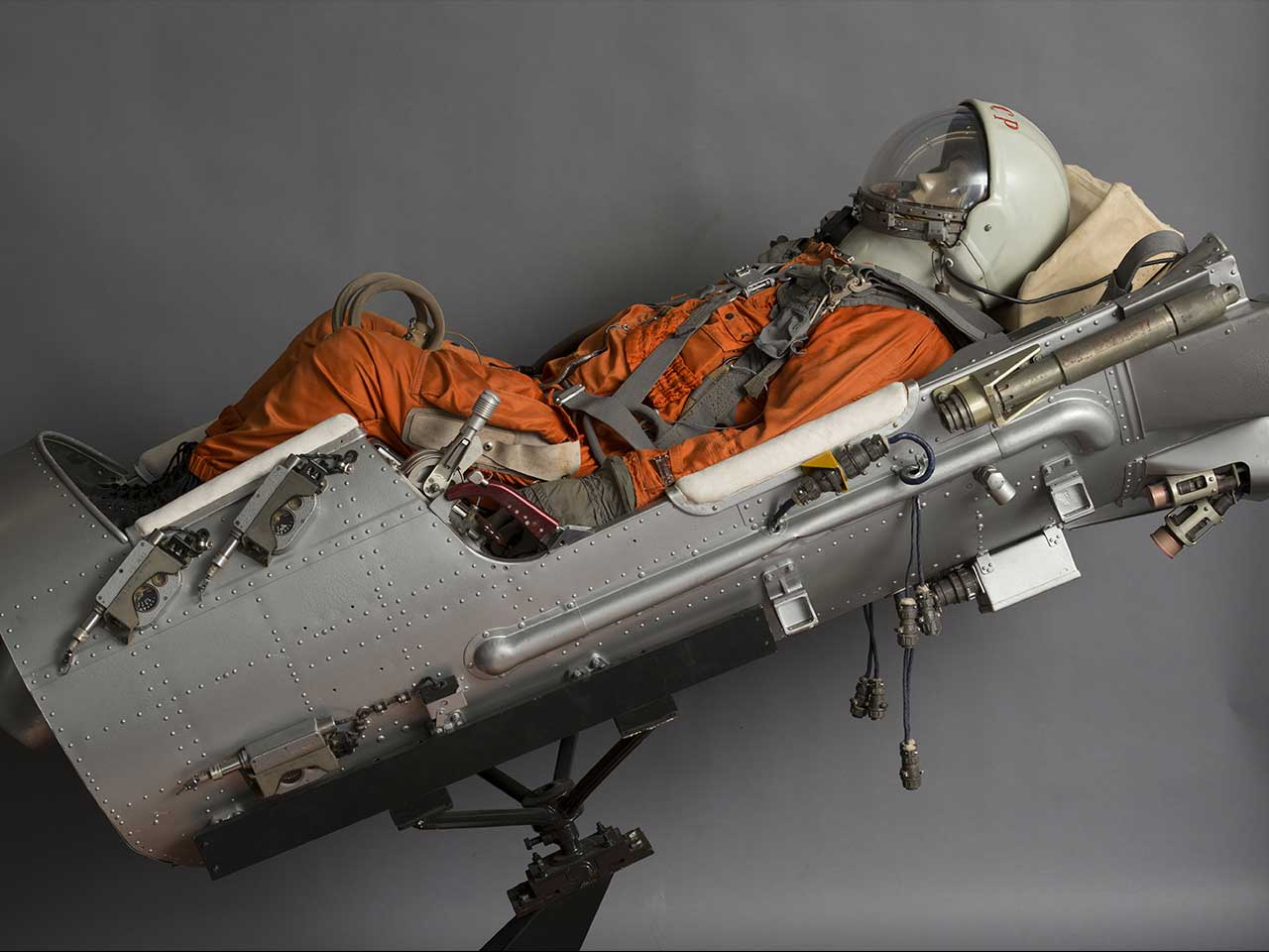 Vostok VZA ejection seat