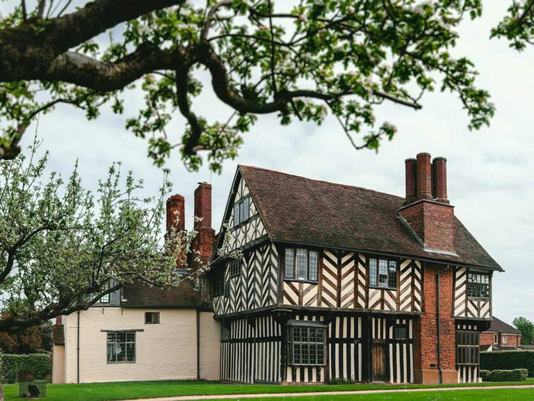 Blakesley Hall,  Yardley, Birmingham
