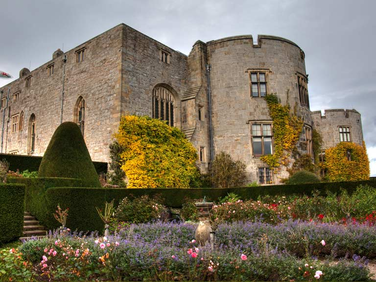 Chirk Castle  Wrexham, North Wales