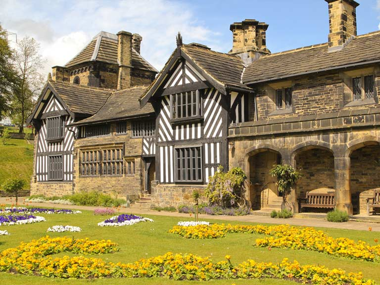 Shibden Hall, Halifax, Yorkshire