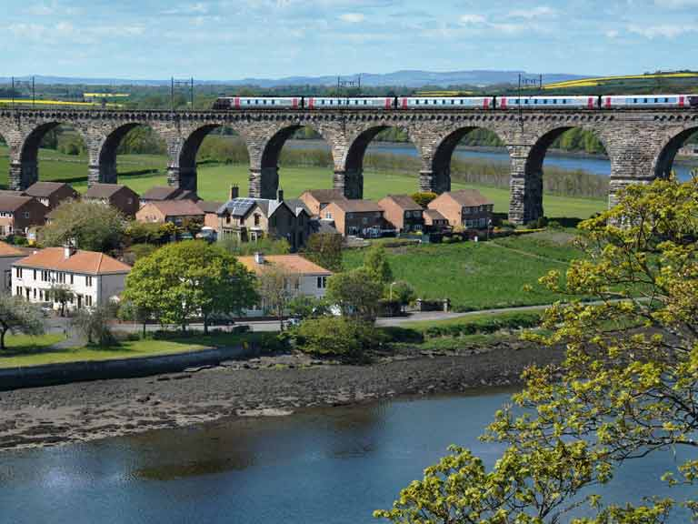 Berwick Upon Tweed © Philip Birtwistle / Shutterstock.com