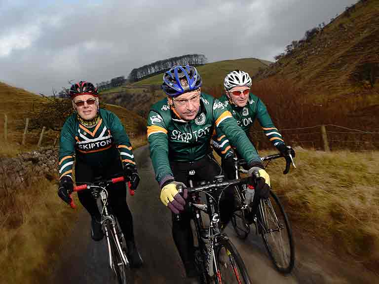 Skipton Cycling Club © John Millar