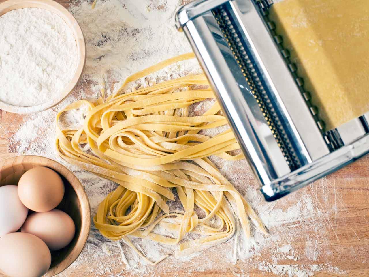 How To Make Pasta Saga