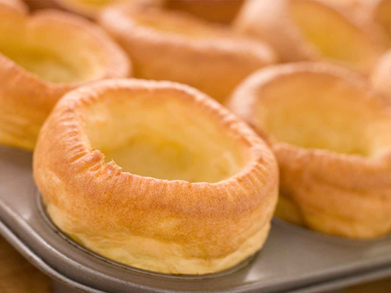 Stop your Yorkshire Puddings sticking