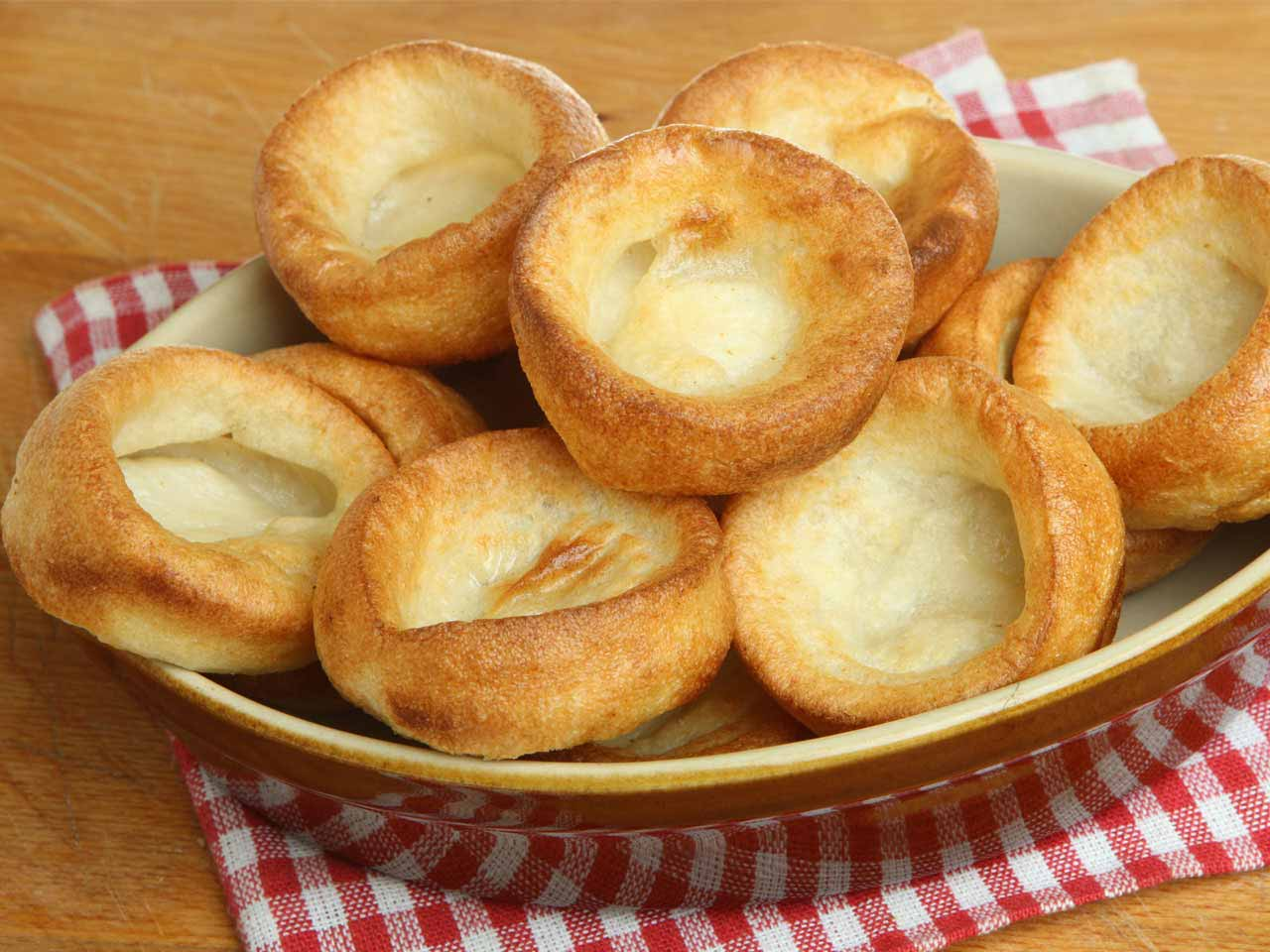 Best-ever Yorkshire puddings