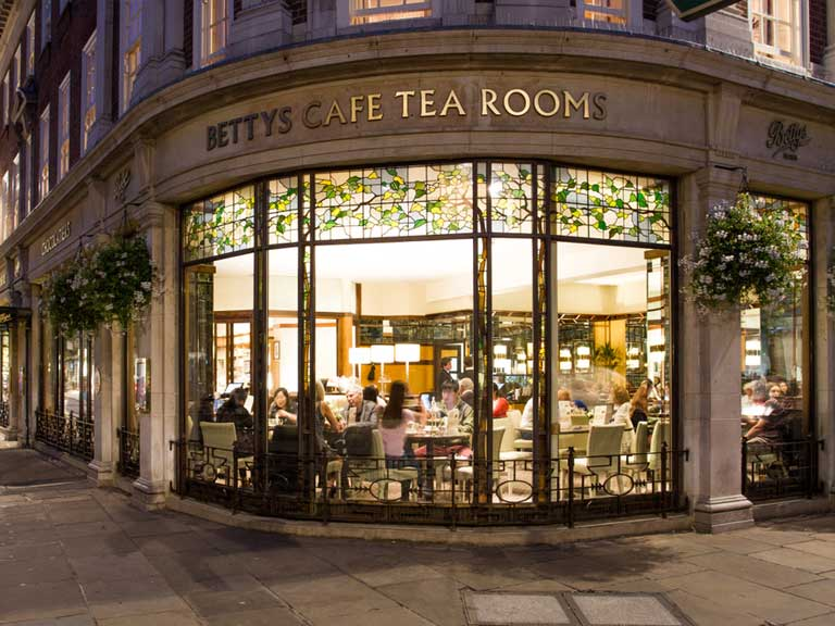 Betty's in York