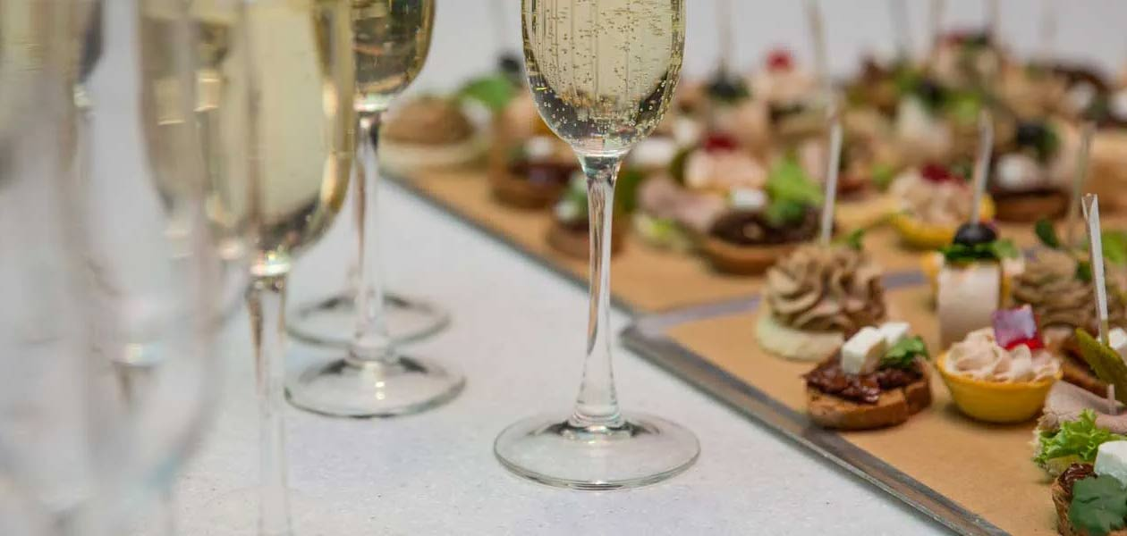 Canapés & Party Food