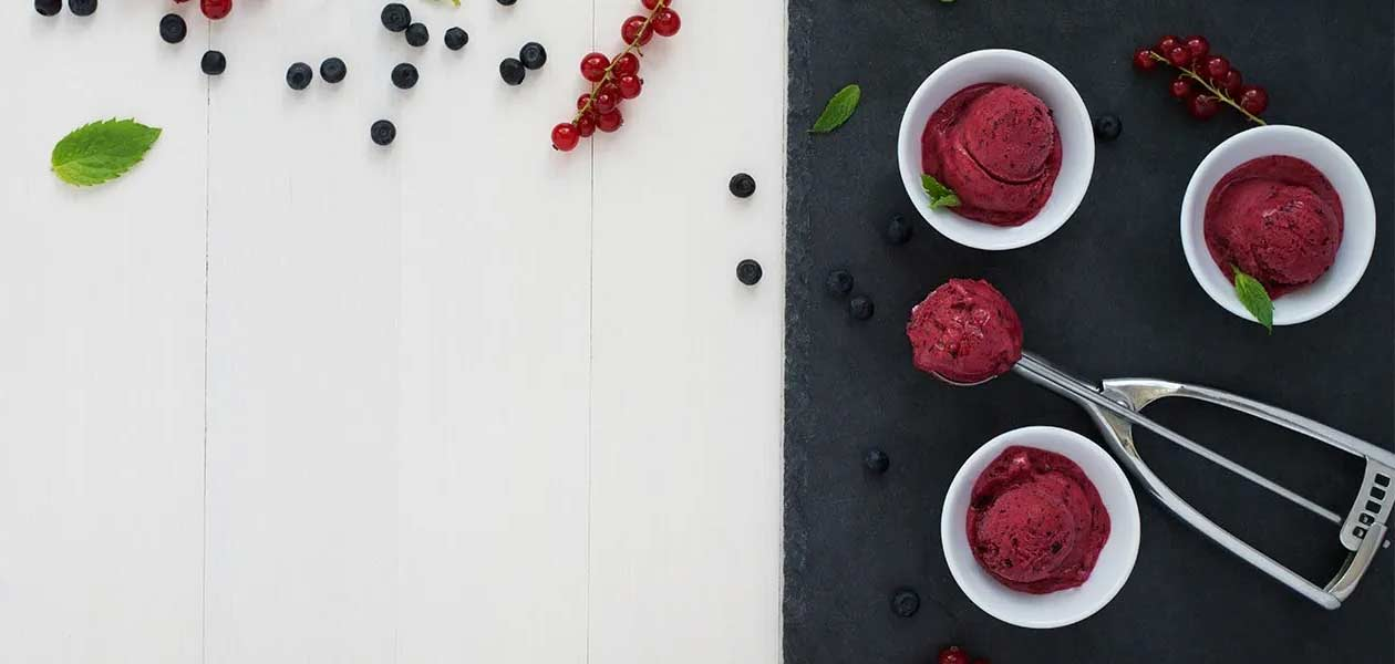Ice Cream & Sorbet Recipes