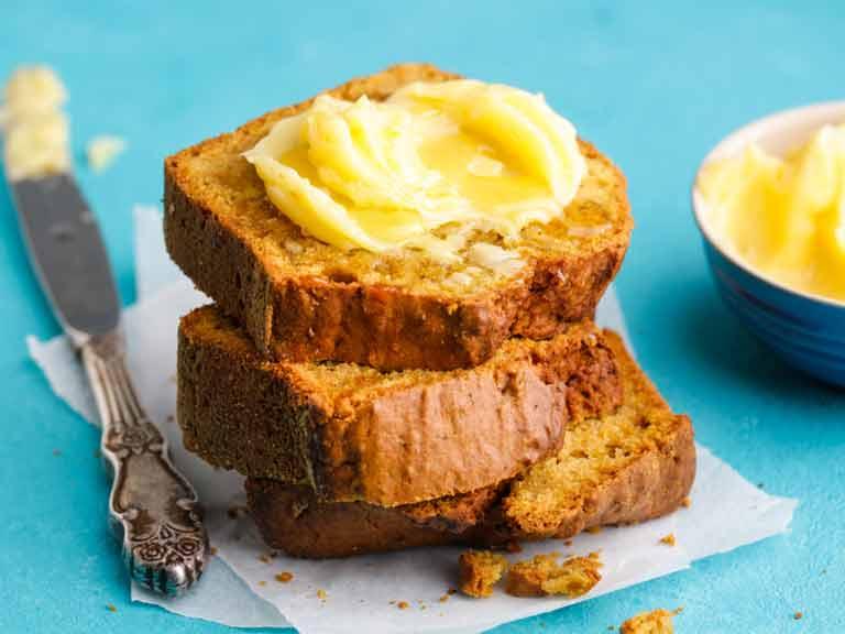 Bara brith loaf cake