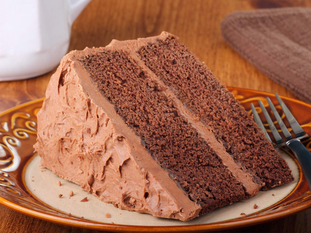 Easy chocolate cake