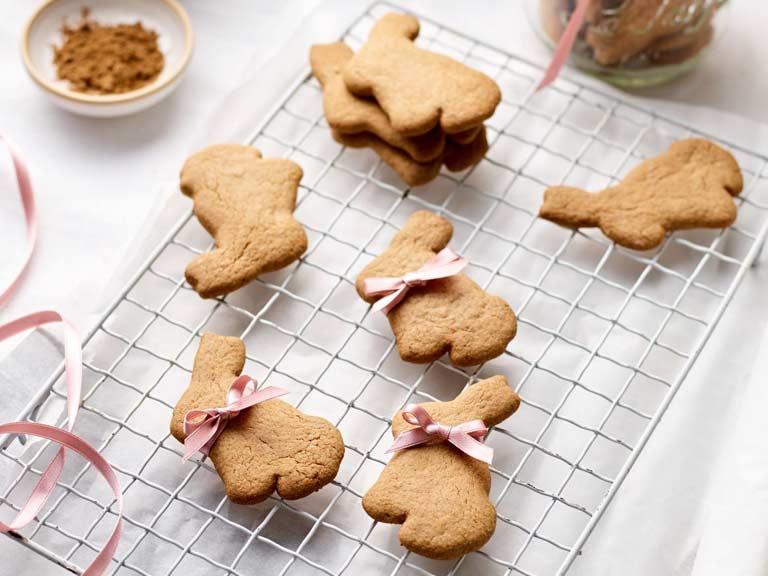 Gluten Free Easter Bunny Biscuits Saga