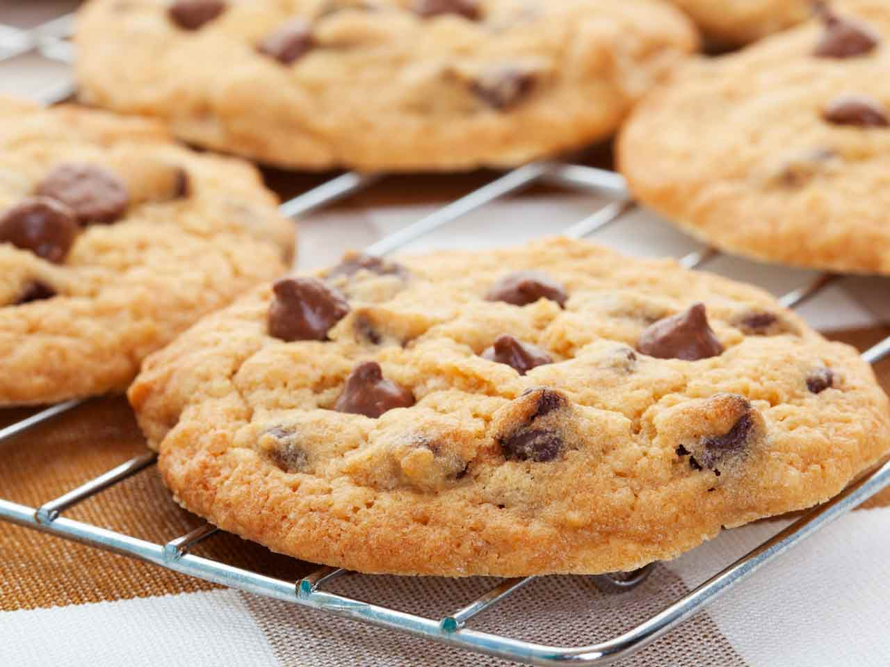 Easy Chocolate Chip Cookies Saga
